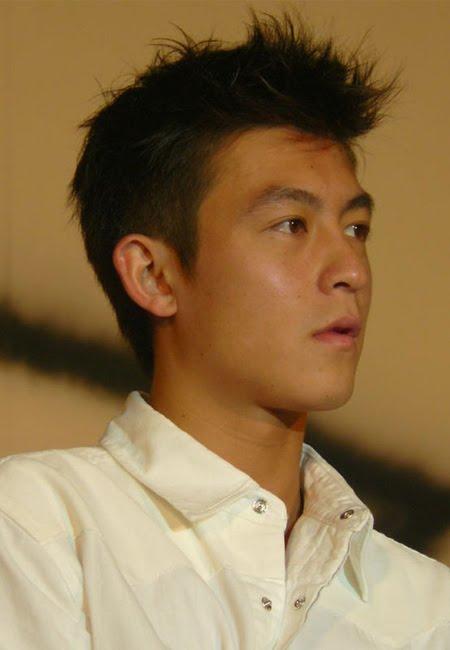K Chen L Hne hunk hongkong hunk edison chen
