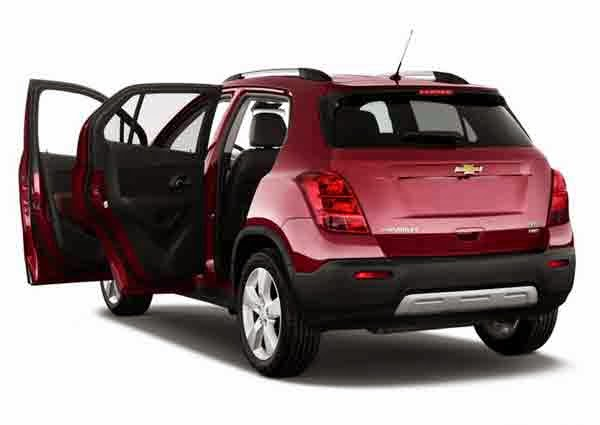 2015 Chevrolet Trax Release Date Canada