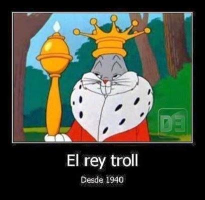 El maestro del Troll