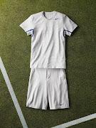 Nike Ace Woven ShortWhite/Blue . Rafael Nadal's Wimbledon Tennis Short