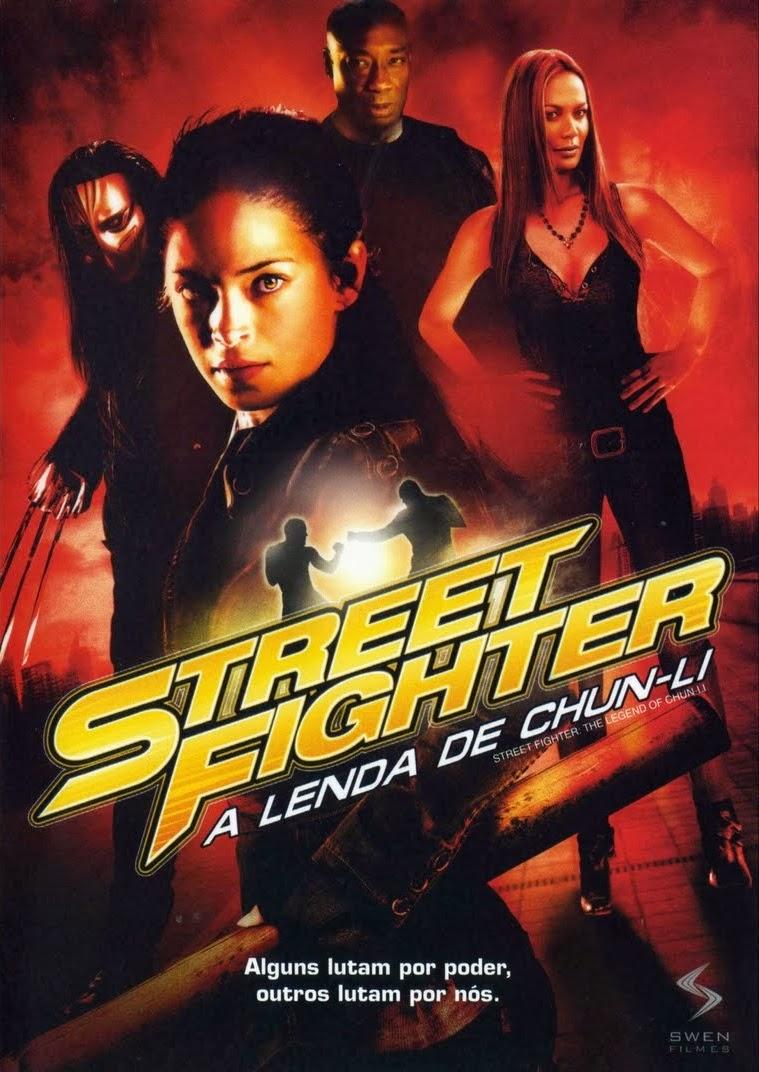 Street Fighter 2: A Lenda de Chun-Li – Dublado (2009)