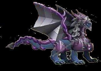 imagen del dragon panzer de dragon city