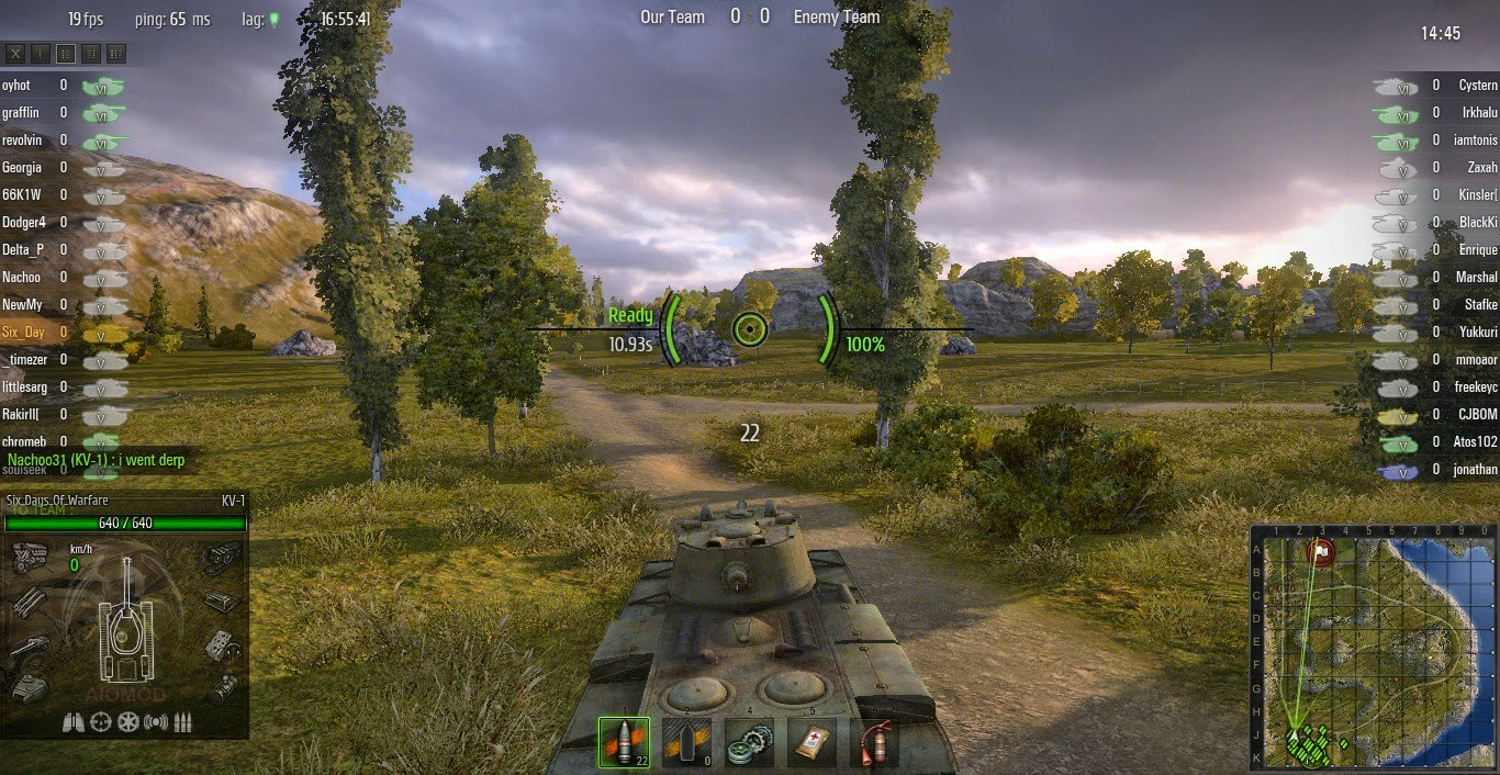 world of tanks play online
