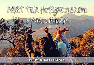 Tour Honeymoon Bromo