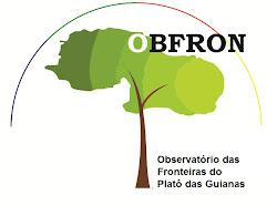 OBSERVATÓRIO DAS FRONTEIRAS DO PLATÔ DAS GUIANAS
