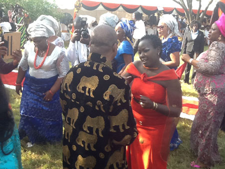 Emmy Kosgei Wedding Pictures