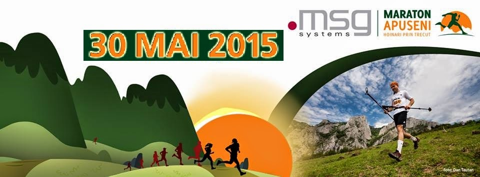 Maraton Apuseni 30 mai 2015