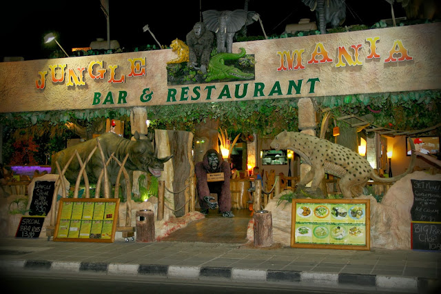 """Jungle mania"" Restaurant & bar"