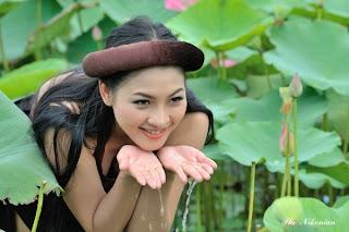Thai nha van lo nhu hoa 037 Trọn bộ ảnh Thái Nhã Vân lộ nhũ hoa cực đẹp
