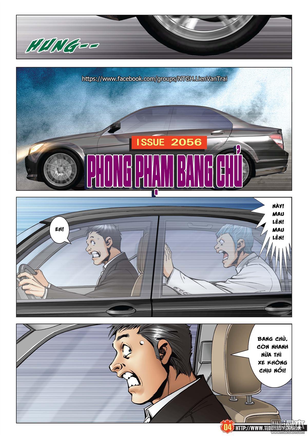 Người Trong Giang Hồ Chap 2056 - Next Chap 2057