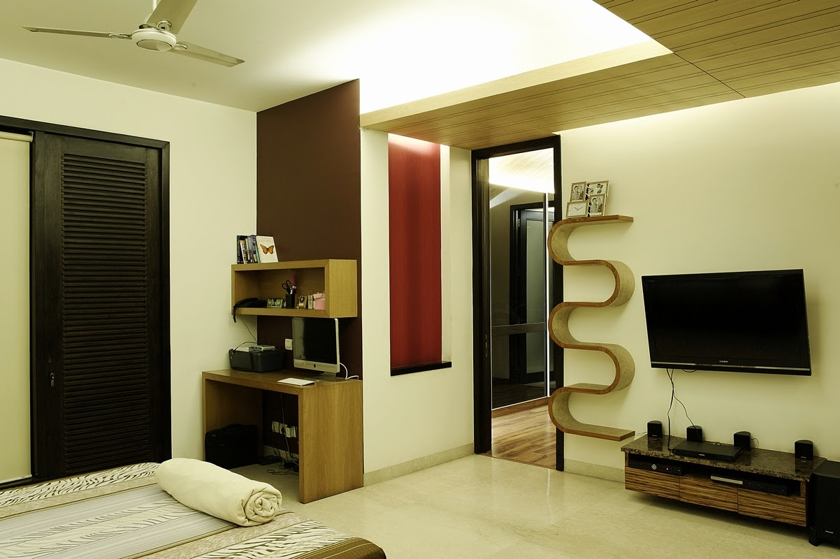 Akda amit khanna design associates november 2013 - Interior design for bedroom in india ...