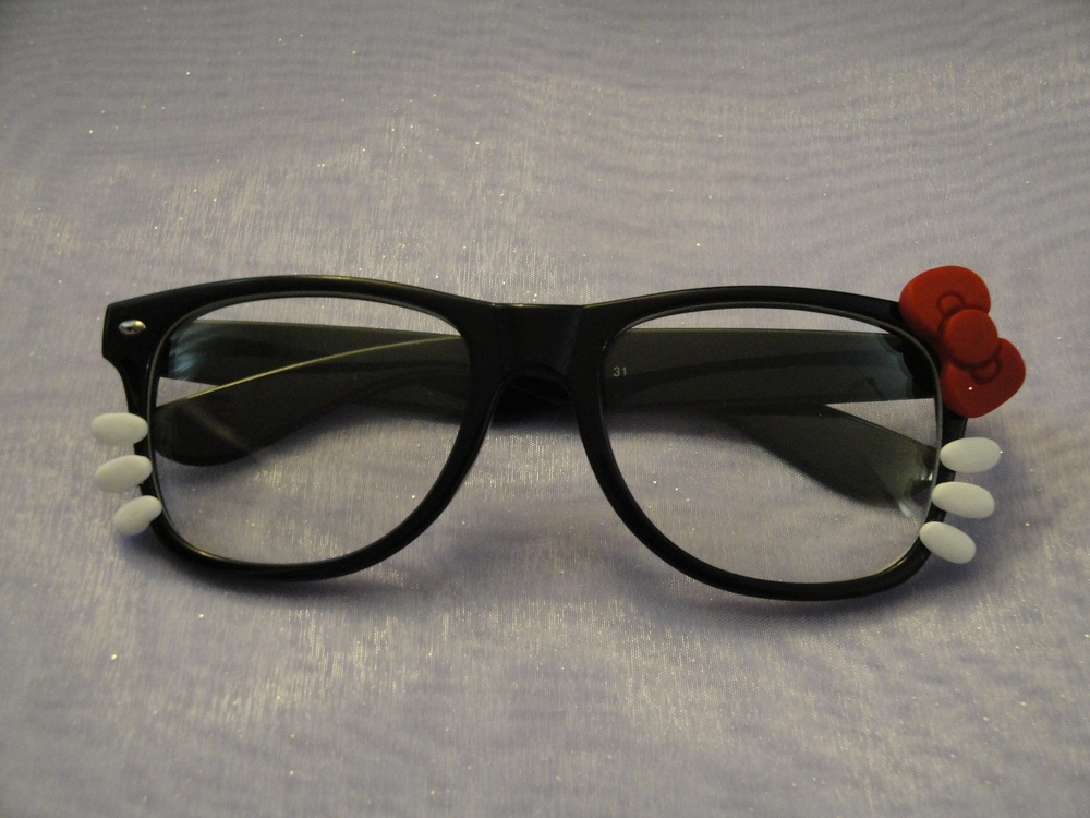 fazs precious thoughts   Hello Kitty Nerdy Glasses