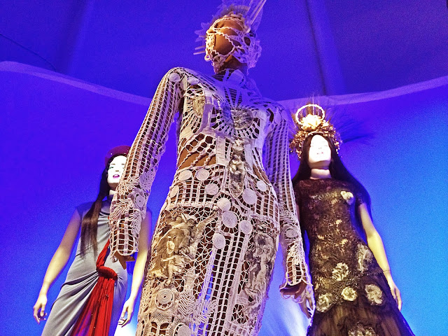 Jean Paul Gaultier Exhibit, Brooklyn Museum, 2013