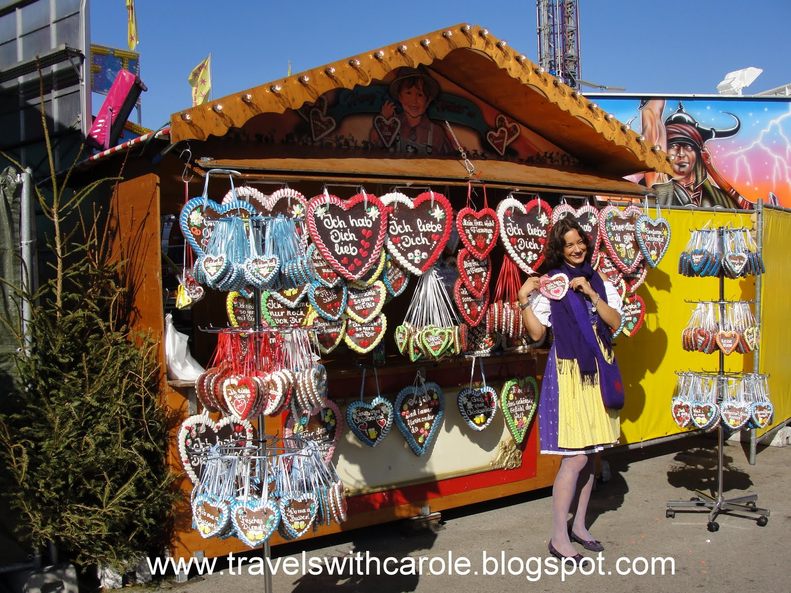 Travels With Carole: Things to Do: Oktoberfest, Munich, Germany