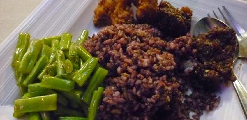 Wisata Kuliner Bandung : Nasi Kalong