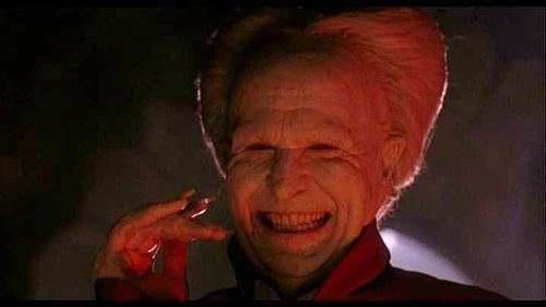 10 ejemplos de vampiros que no brillan al sol -  Drácula