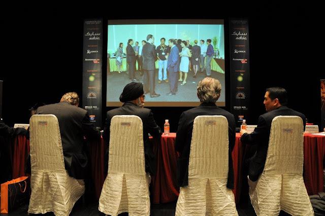 cerebration case competition judging panel 2011