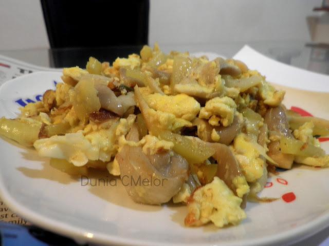 telur penkek