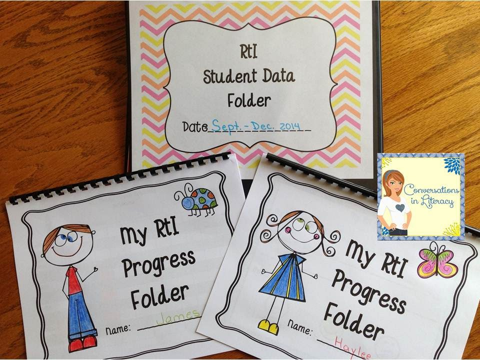 Document and Track Student RTI progress