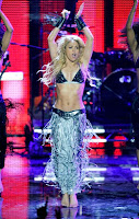 Shakira image from Bobby Owsinski's Music 3.0 blog