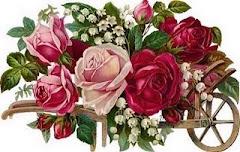 Hoje estou assim...só flores...felizzzzzz