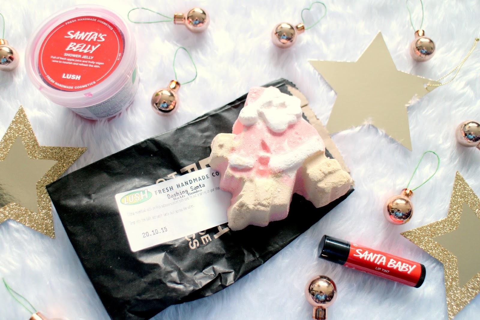Lush Santa Review