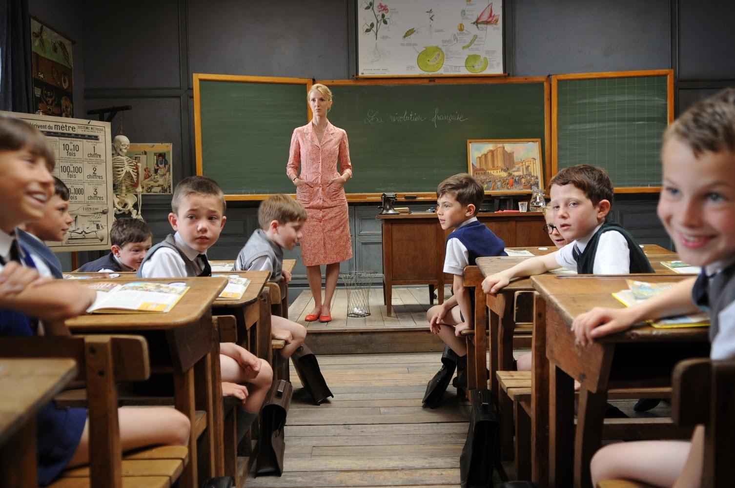 S ptimo 7 sello el cine sobre educacion en el aula for Le petit salon de jimmy