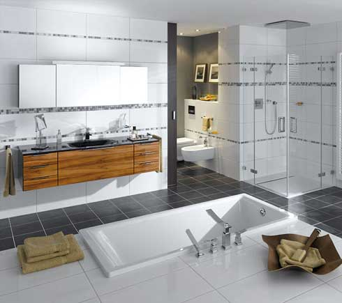 Bathroom Designers on Beautiful Bathroom Designs   Interior Design And Deco