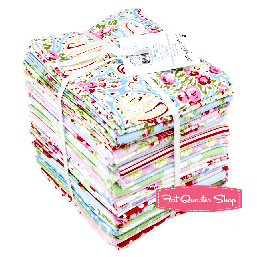 How Many Layer Cakes In A Fat Quarter