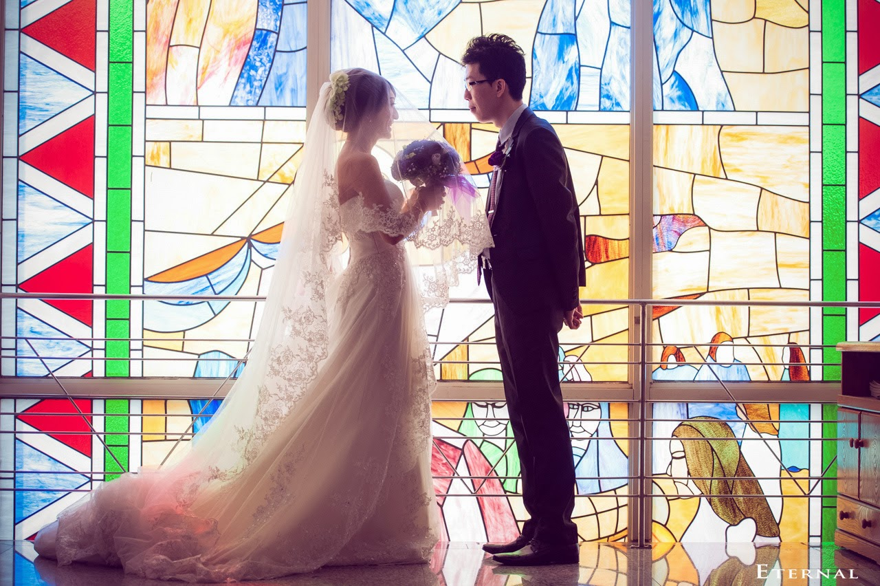 新竹 婚禮紀錄 永恆的幸福 嘉義 北榮教會 優質婚攝 推薦