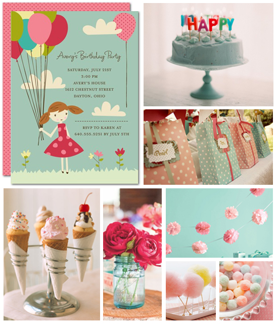 Classic Party Invitations for beautiful invitation design