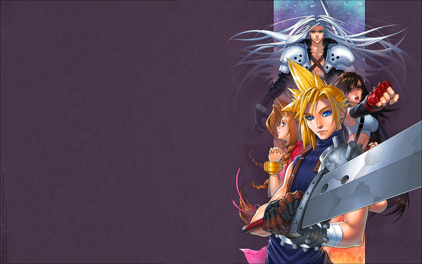 Final fantsy vii ultimate guide free final fantasy 7 wallpaper 01 free final fantasy 7 wallpaper 01 altavistaventures Gallery