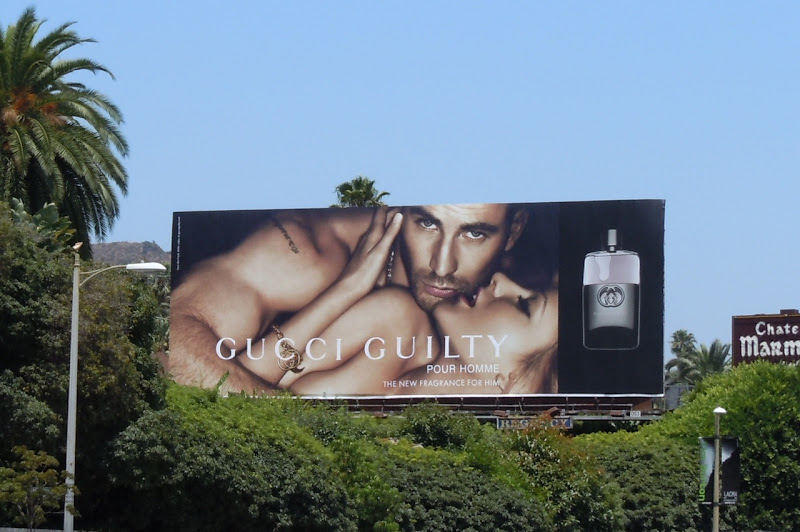 Gucci Guilty billboard