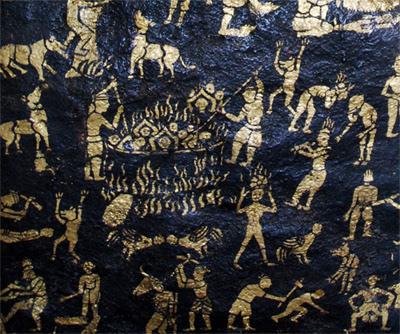 Gambaran Neraka Agama Hindu
