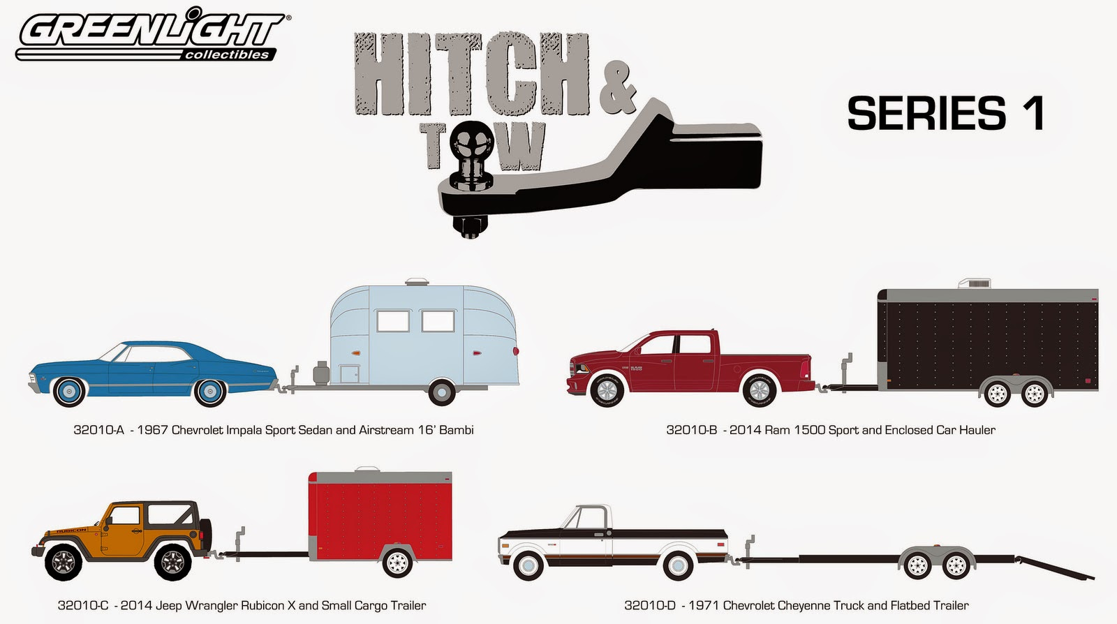 Hitch And Tow Series One