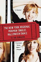UK book cover of The New York Regional Mormon Singles Halloween Dance by Elna Baker