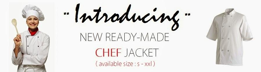 Chef Jacket | Ready-Made