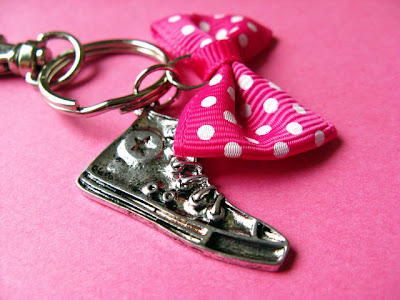 Converse All Stars Keychain