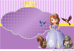 Sofia The First Free Printable Kit Oh My Fiesta In English