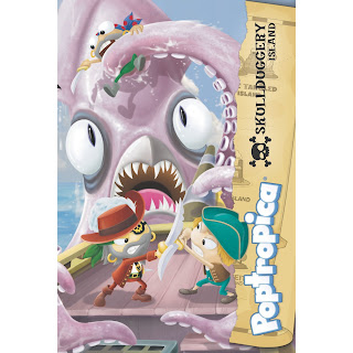 Poptropica books: available today!