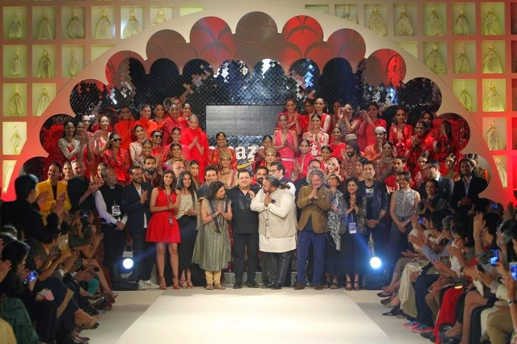 Amazon India Fashion Week AW 2015 Grand Finale: Highlights | Designers of Amazon India Fashion Week AW 2015