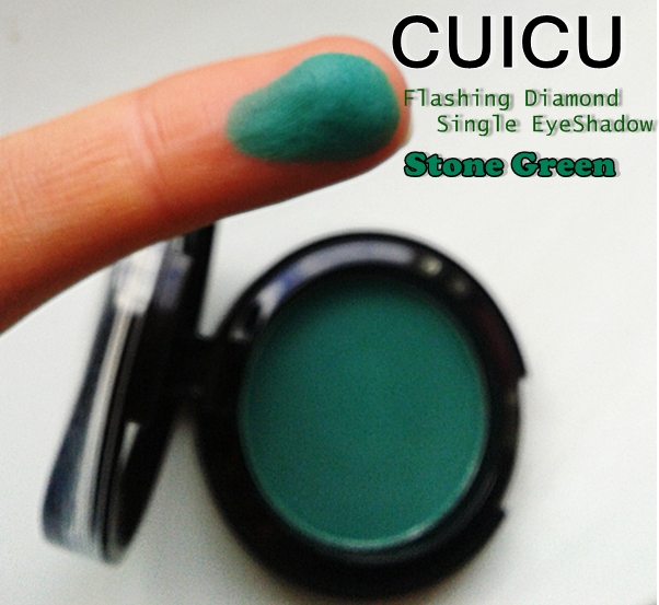CUICO eyeshadows