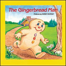 """The Dynamic Duo: Simple Speech ~ """"The Gingerbread Man"""" : Activities to ..."""