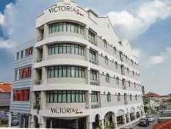 Hotel Murah Bintang 2 di Penang - Victoria Inn