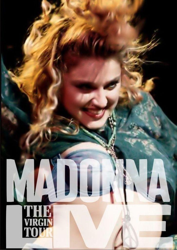 madonna 1985 virgin tour - photo #34
