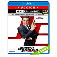 Johnny English 3.0 (2018) 4K UHD Audio Dual Latino-Ingles