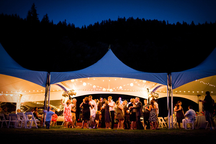 Getting your guest list right for a backyard wedding is a must in more ways