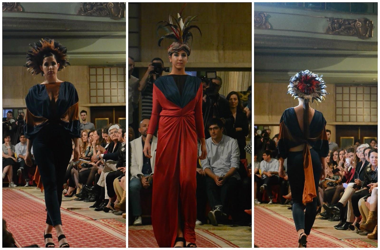 Valle Morejón Premios Nacionales a la Moda para Jóvenes Diseñadores