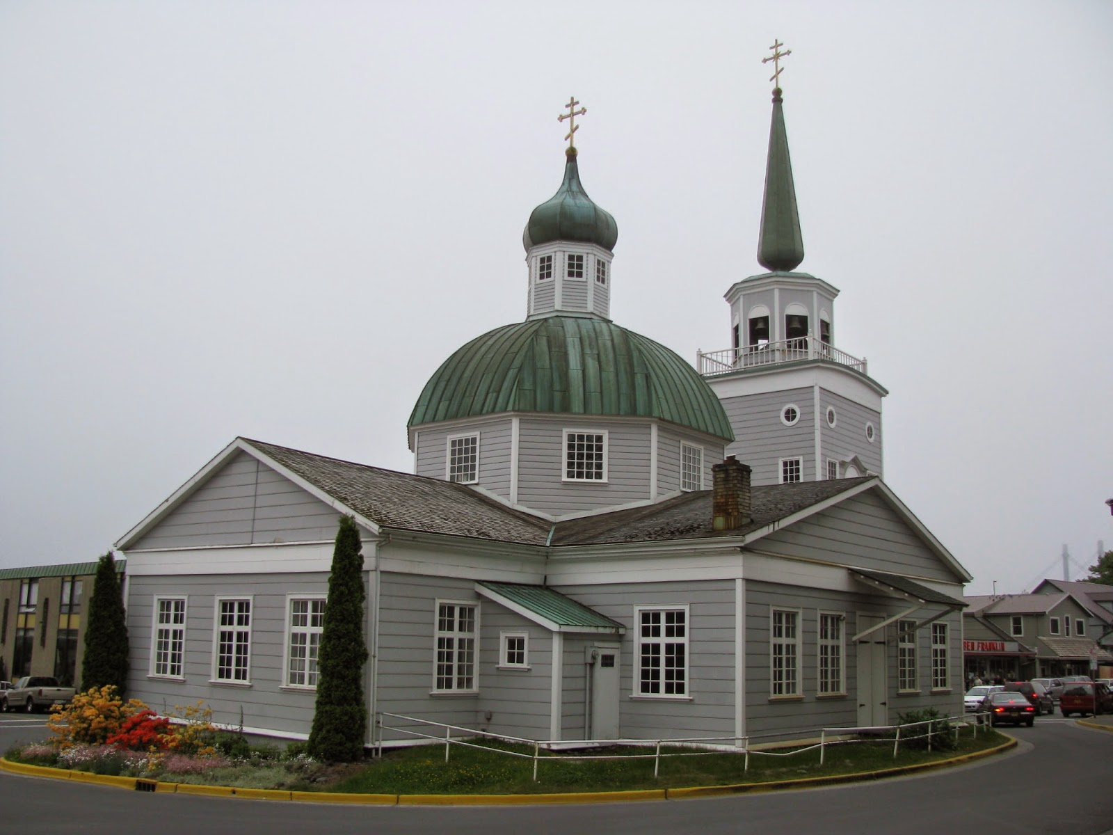 St Michaels Cathedral - Sitka