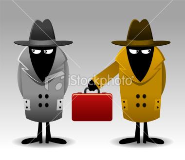 Secret agents 2013